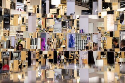 Image: Reflections; Copyright: Messe Düsseldorf