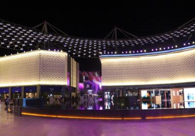 City Walk – Dubais längste Fußgängerzone © umdasch