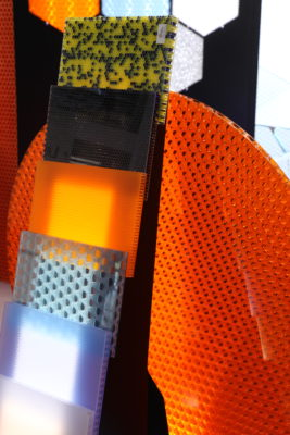Bild: Akustikelemente und Architekturpanele; Copyright: iXtenso