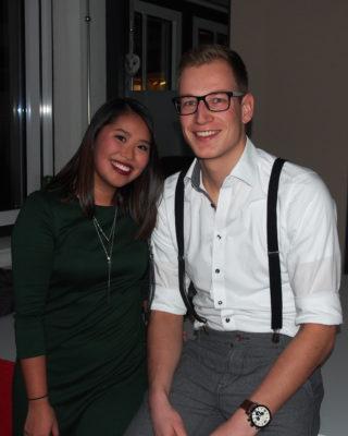 Isabella & Hendrik @ myEnso