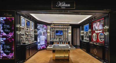 View into a Kilian-Store