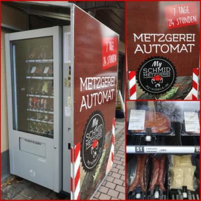 Funny Retail - Metzgereiautomat Loßburg