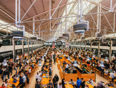 The Time Out Market in Lisbon (photo: Time Out Markets)