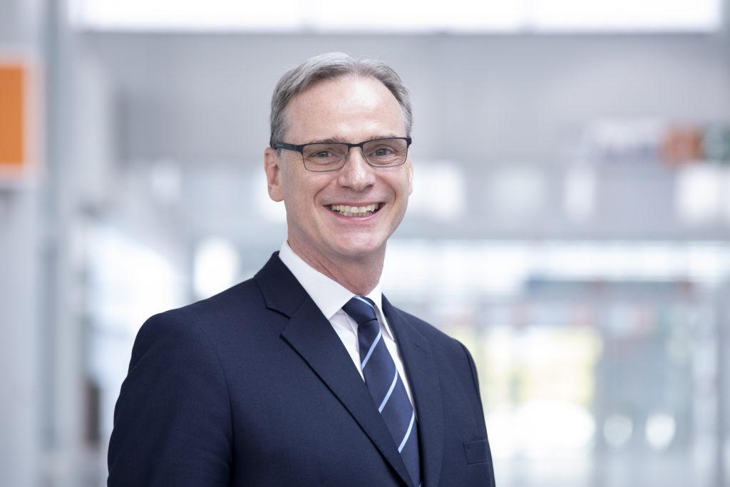 Portraitfoto Wolfram Diener