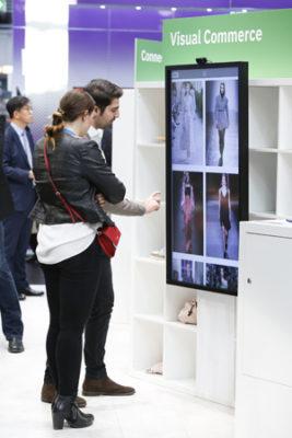 EuroCIS 2019 - The Leading Trade Fair in Retail and Retail Technology, Interview mit Elke Moebius zu Themen und Trends (© Messe Düsseldorf)