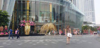Kaufrausch im Shoppingparadies. So ist Bangkok. © Messe Düsseldorf