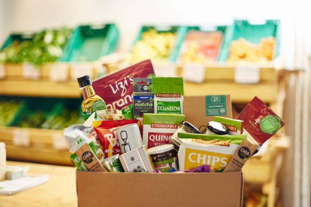 food rescue package © SIRPLUS