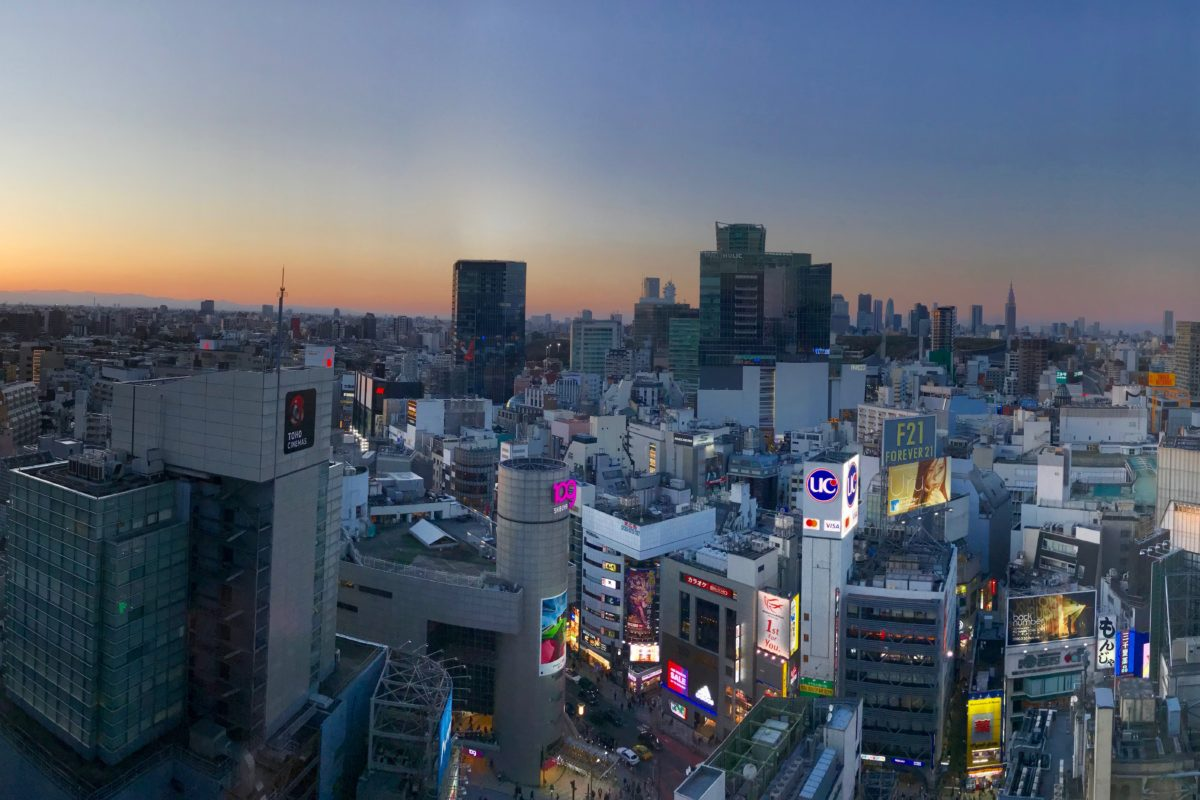 Tokio Stores: The Capital of Shopping