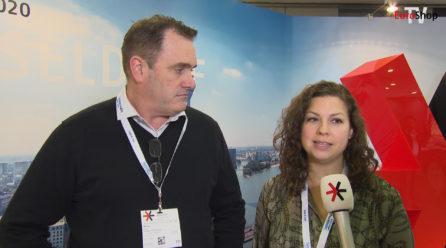 Visitors Corner: Kevin Carty and Katina Rigall Zipay