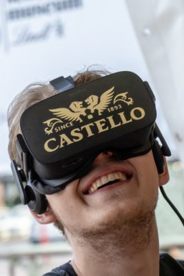 VR-Station Castello Foodtruck; copyright: itc promotion