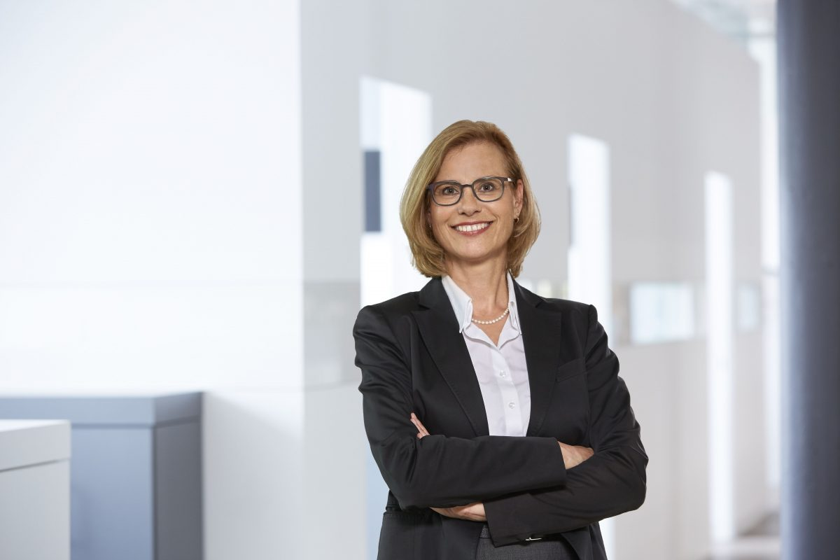 3 Fragen an … Bettina Zimmermann, Ganter Interior GmbH