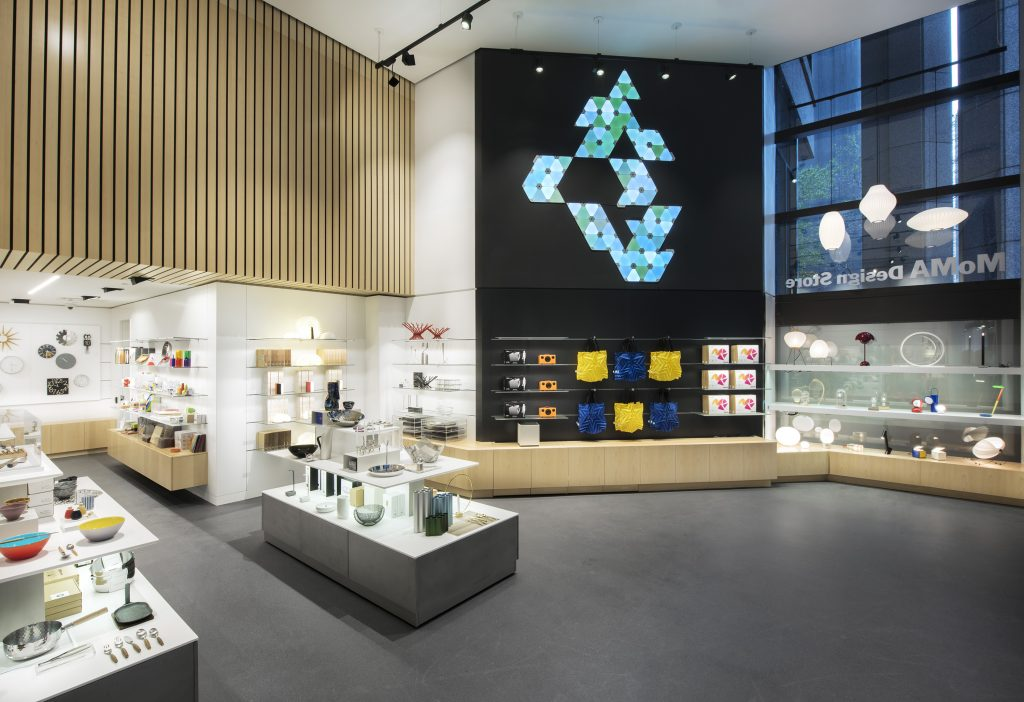Nominated: MoMA Design Store, New York, USA; © EHI Retail Institute e. V.