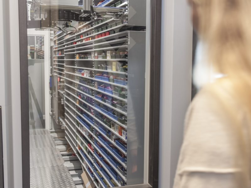 Warehouse Management: Maximizing Space Utilization and the Customer Experience