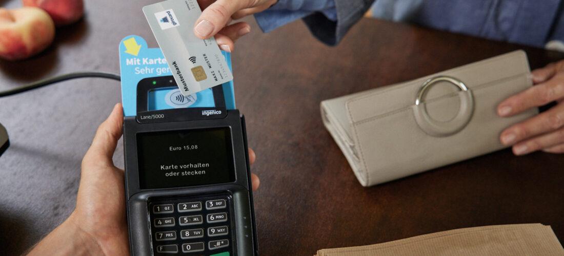 girocard auf Wachstumskurs – zwei Drittel aller Bezahlvorgänge kontaktlos