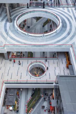 View of Starry Street Wuhou