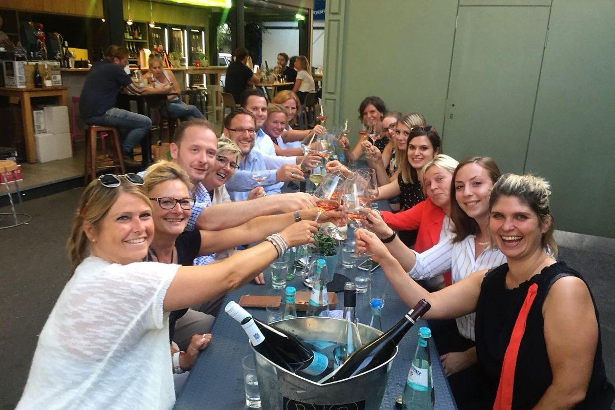 EuroShop meets ProWein – Jede Menge Fachliches und Vergnügliches