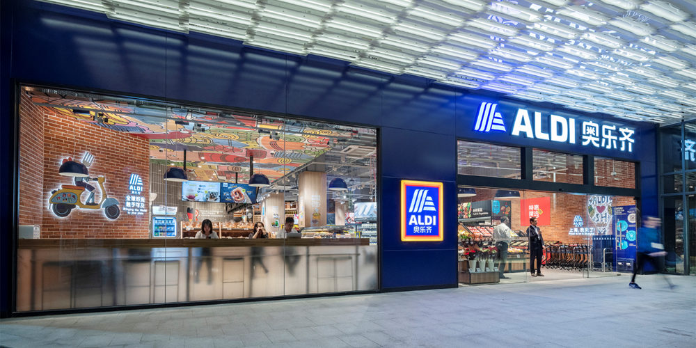 ALDI goes China