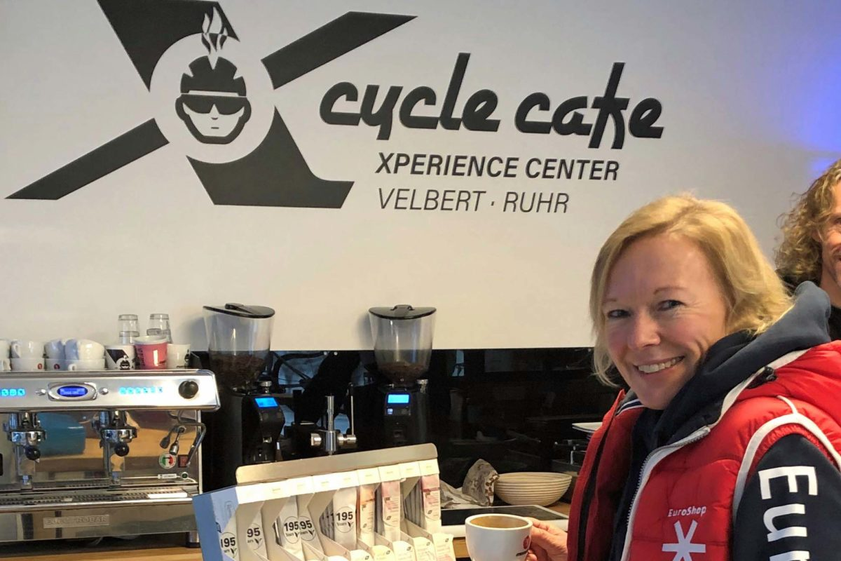 My favourite store: Cycling passion &  coffee elixir