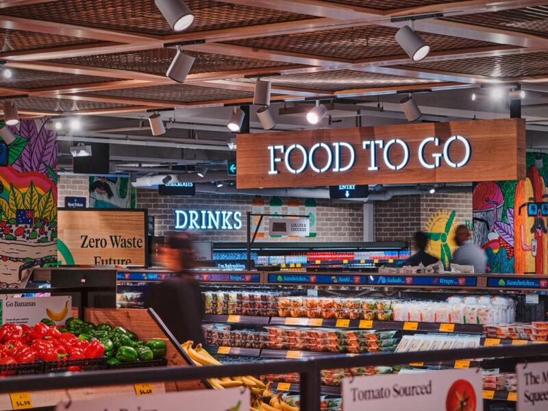 Aldi Australien: Bunter Corner Store
