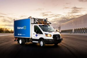 Walmart and Gatik go driverless in Arkansas