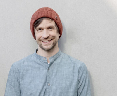 Portraitfoto des Geschäftsführers von BabyOne, Jan Weischer