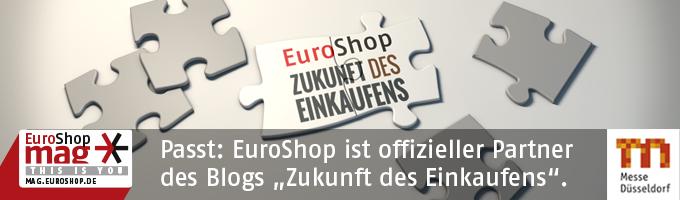 """Zwei im Dienste des Einzelhandels: """"EuroShop.mag"""" und """"ZUKUNFT DES EINKAUFENS"""" besiegeln Kooperation"""