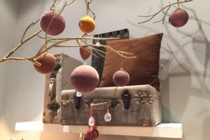 Year after year: Christmas decoration
