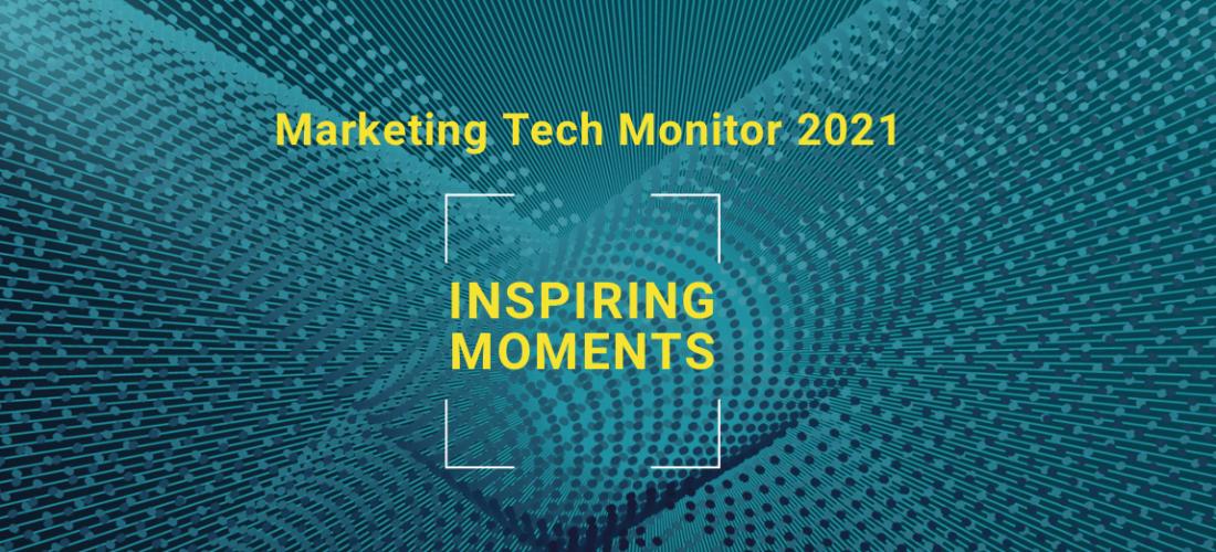 Digitalisierung im Marketing 2021: Der Geist ist willig, doch das Fleisch ist schwach!
