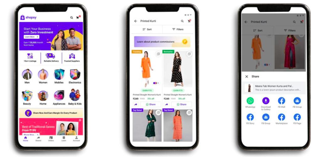 Flipkart launches Shopsy, a digital platform focused on boosting local entrepreneurship