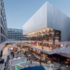 Futuristic Starry Street Wuhou