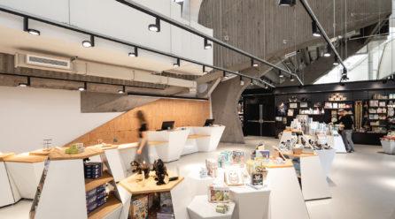 Biodôme Shop: a living boutique