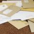 Ein ungeordneter Haufen Briefe; copyright: panthermedia.net / londondeposit
