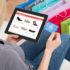 Frau kauft online mit Tablet PC ein; copyright: panthermedia.net / Andriy Popov