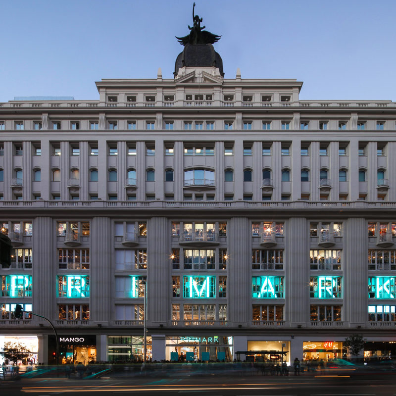 CL9 Madrid Gran Via photo 4660, © Primark