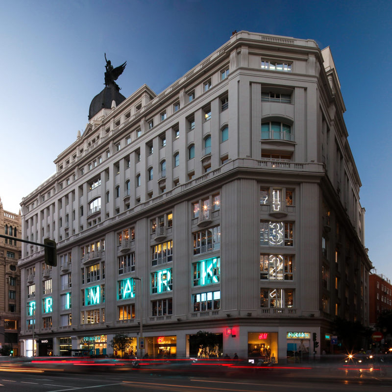 CL9 Madrid Gran Via photo 4665, © Primark