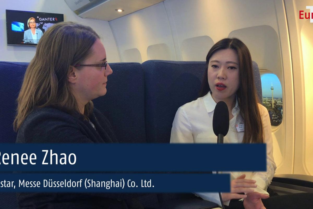 Handelstechnologie hat Hochkonjunktur auf der C-star in Shanghai