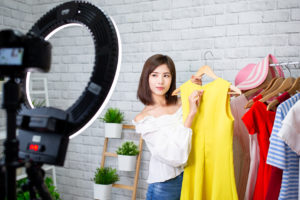 China's recent shopping festival and livestreaming promotions