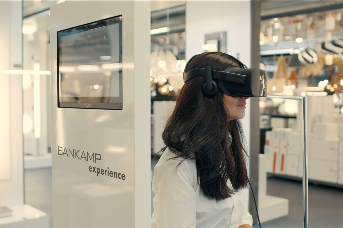 Virtual commerce: shopping in a different reality