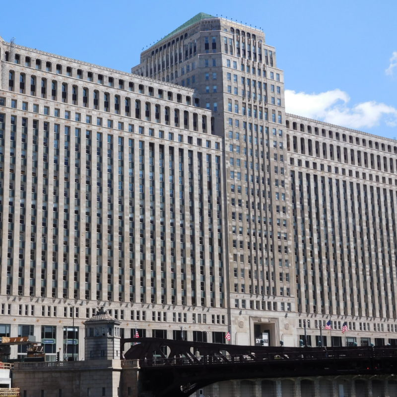 Merchandise Mart Chicago, © Messe Düsseldorf