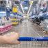 Automatisierungskonzept auf verschwommenem Supermarkt-Hintergrund; copyright: PantherMedia / Funtap