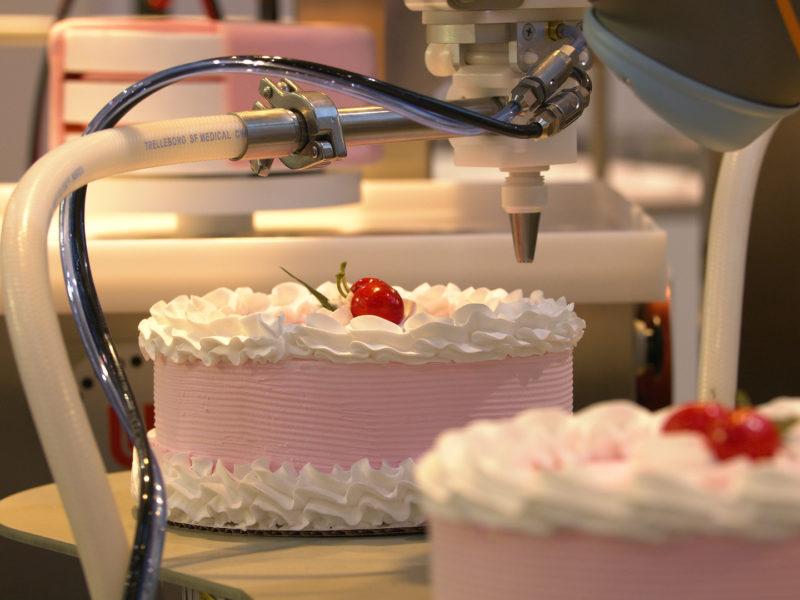Food Service Equipment: Liebe geht durch den Magen
