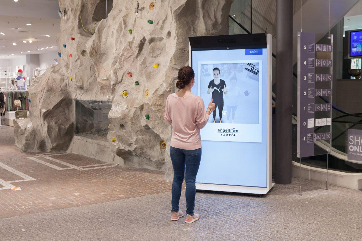 Einkaufserlebnis: Stationär schlägt Online