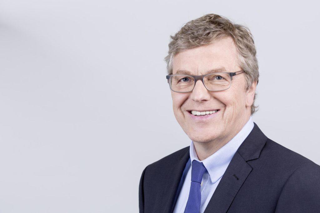 Portraitfoto Erhard Wienkamp