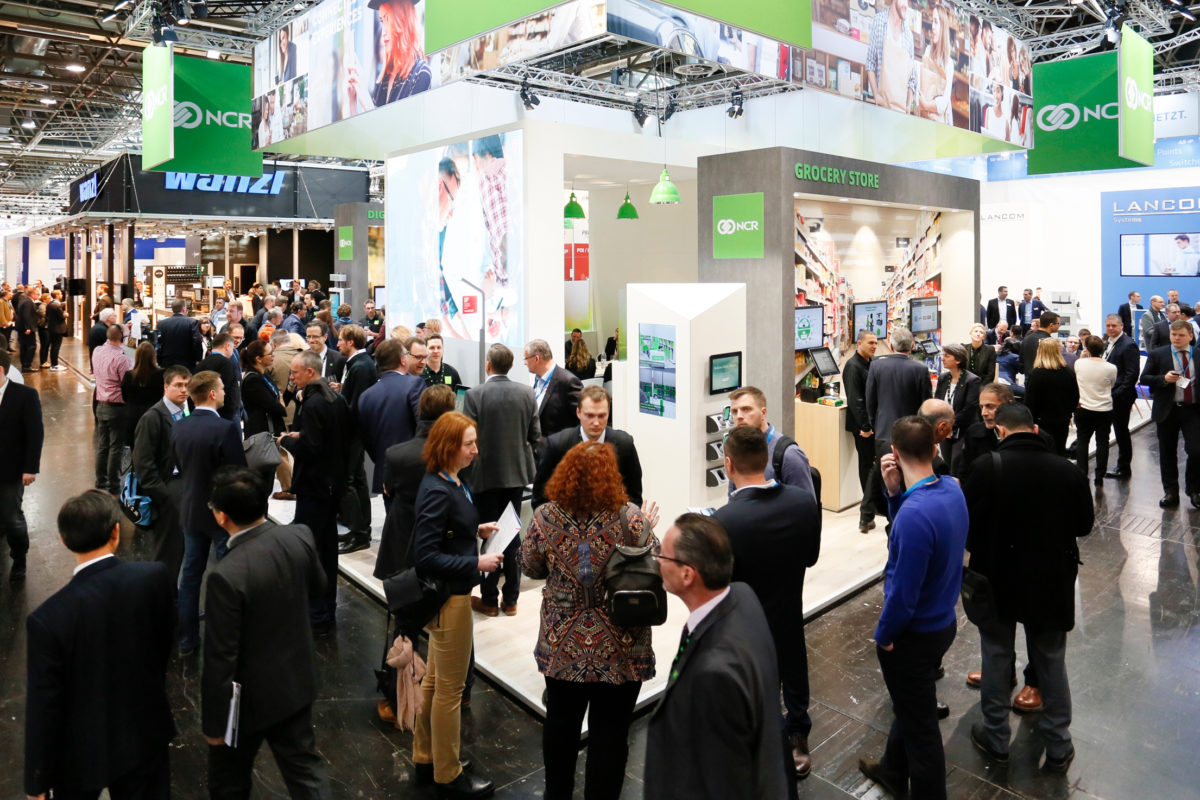 Exhibitions score points with networking and experiences