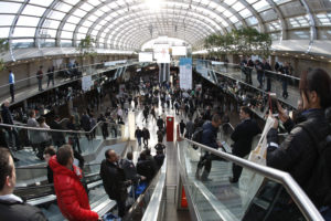 Germany: leading trade fairs thanks to international visitors