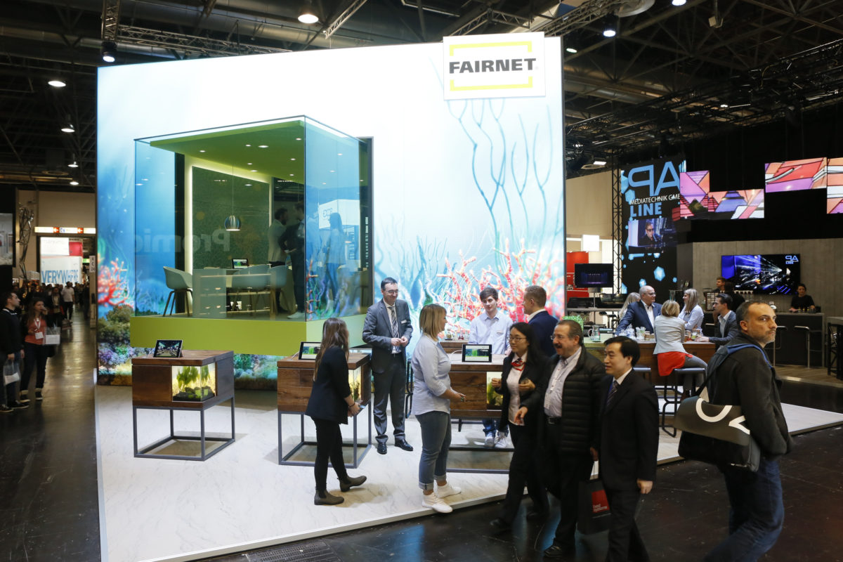 Exhibitor Magazine's EuroShop Awards recognize outstanding stand design