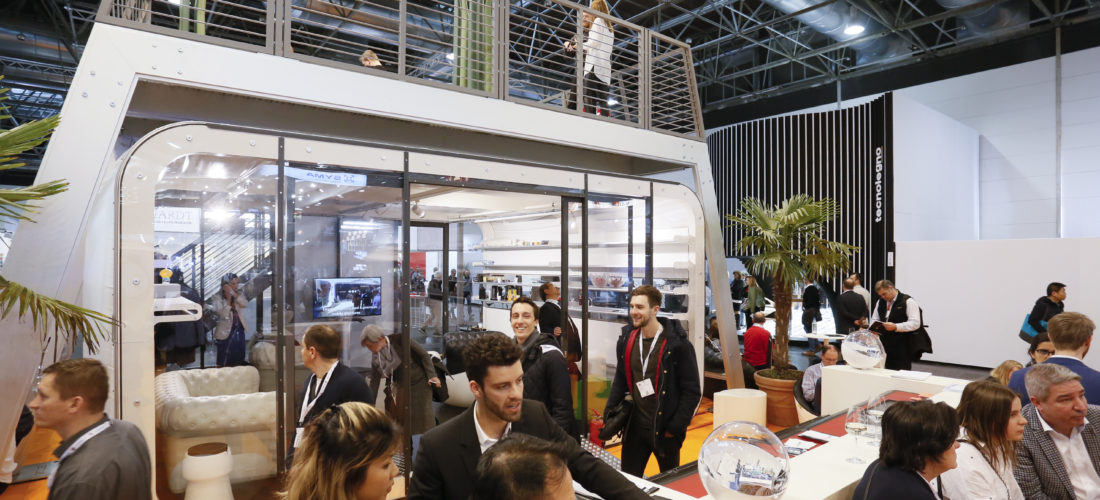Exhibitors invest half their budgets in stand construction and stand rental