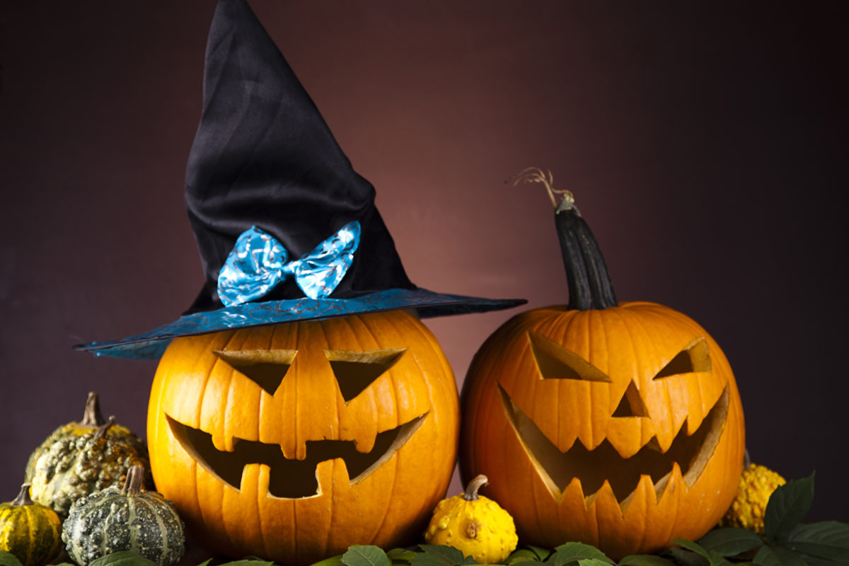 Social media influencing near-record Halloween spending