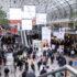Eingangshalle der Messe Düsseldorf bei der Euroshop 2020