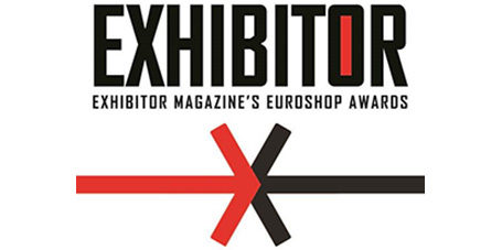 Exhibitor Magazine's EuroShop Awards Logo